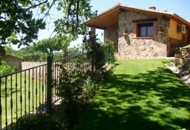 Higueral de La Sayuela - Casa El Acebo - El Raso, Ávila