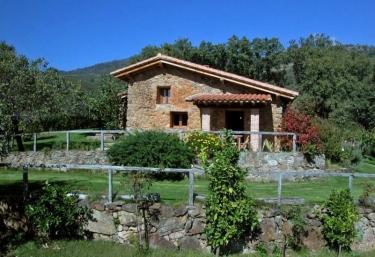 Higueral de La Sayuela - Cuello de Dama - El Raso, Ávila