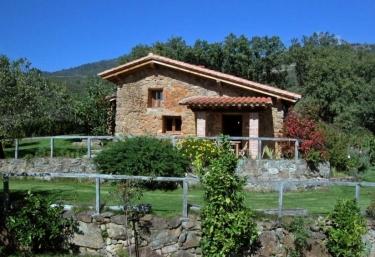 Higueral de La Sayuela - Sayuelo - El Raso, Ávila