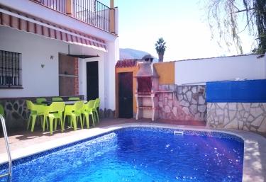 Casa La Vega - Casas Paqui - El Bosque, Cádiz