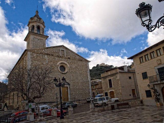 Iglesia de San Joan Baptista