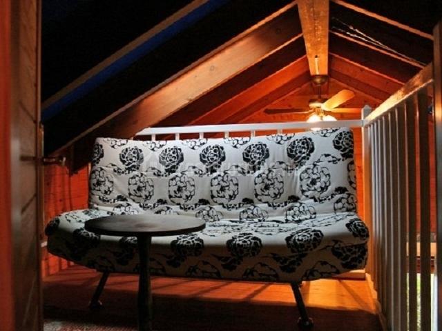 Sofa en altura superior