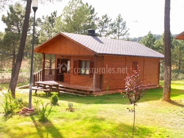 Los barrancos caba as rurales bungalows y caba as en for Cabana madera precio