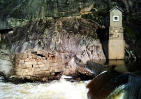Puente del río Huebra