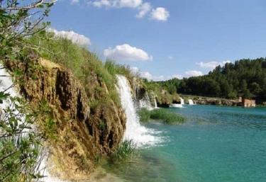 Cascadas de las lagunas