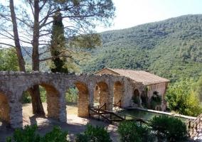 Zona natural de Alcover