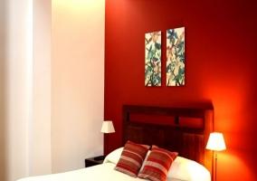 Dormitorios con luz cálida