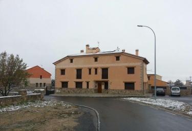 La casa del tío Telesforo - Trescasas, Segovia