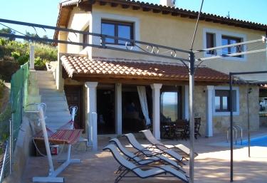 Casa rural El Llanito I - Villanueva Del Conde, Salamanca