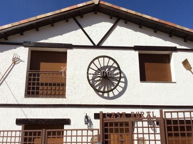 Fachada exterior casa