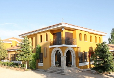 Hotel Finca Las Beatas - Villahermosa, Ciudad Real