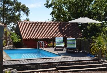 casas rurales con piscina en gran canaria