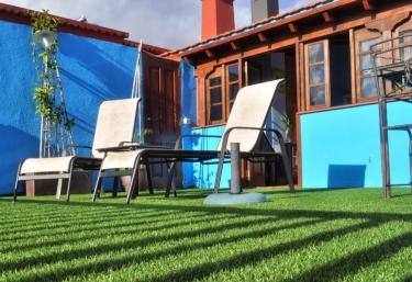 Casa Cha Miquela Azul - Puntallana, La Palma