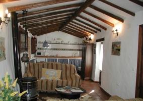 Vuelta Chica - Conjunto Rural Casa Victoria