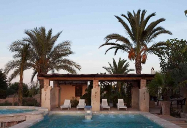 Casa Naranja - La Carrasca - Catral, Alicante