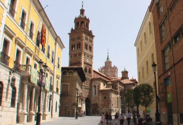 Teruel, very close