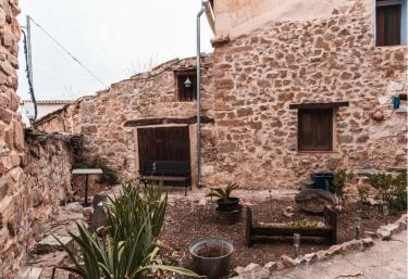 El Dimoni - Alpuente, Valencia