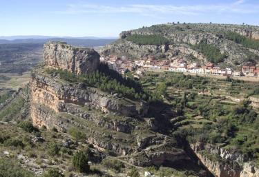 Alpuente, general view