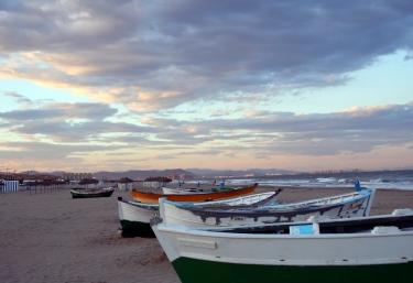 Playa de las Arenas, Valencia
