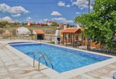 Casa Los Pozos  - Calar De La Santa, Murcia
