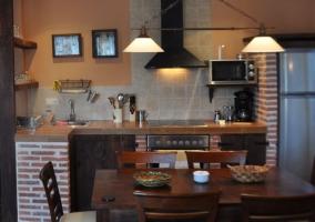 Apartamento La Pedriza - La vieja usanza de Gredos