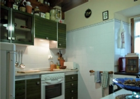 Cocina y electrodomésticos