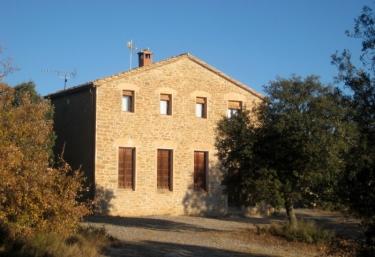 Antiga Escola de Palau - La Baronia De Rialb, Lleida