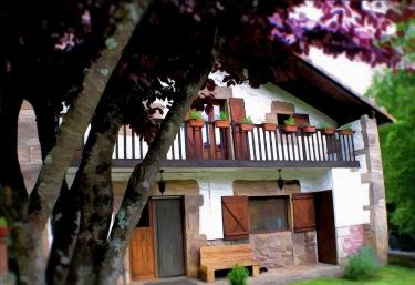 Casa rural Malkornea - Maya/amaiur, Navarra