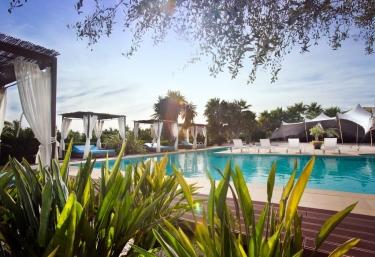 Hotel Can Jaume - Puig D'en Valls, Ibiza
