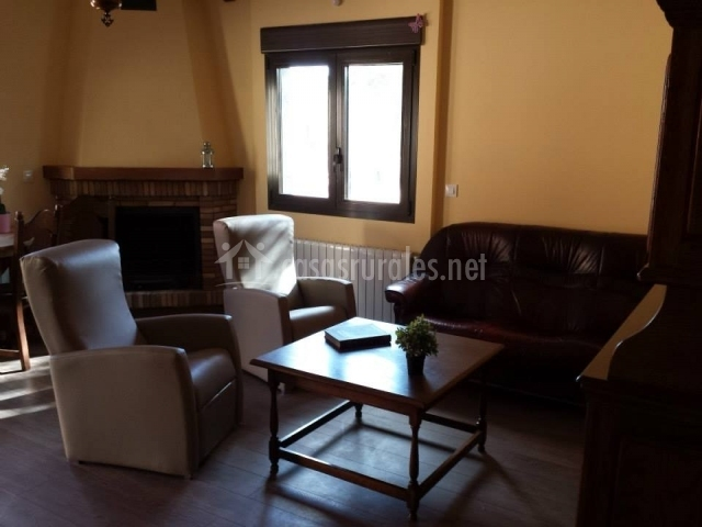 Casa bella casa menchu alojamiento rural en ibi alicante - Muebles salon alicante ...