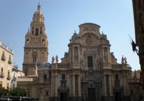 Catedral de Santa María en Murcia