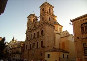 Iglesia de Santo Domingo en Murcia