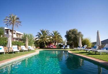 Hotel Es Cucons - Santa Agnes De Corona, Ibiza
