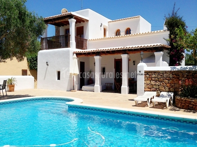 Can gat ibiza en sant carles de peralta ibiza - Ibiza casas rurales ...