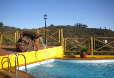 Las Dalias - Moya, Gran Canaria