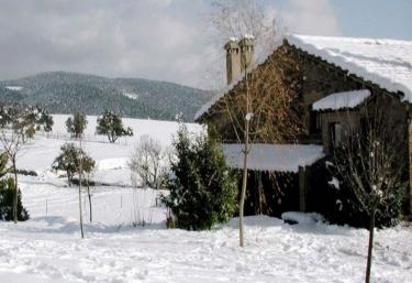 La Torra de Montpol - Lladurs, Lleida