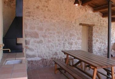 El Saüquer de Montpol - Lladurs, Lleida