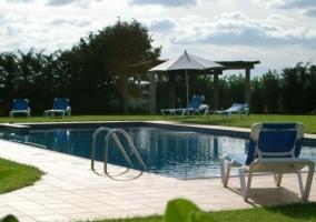 La teuleria de montpol casas rurales en lladurs lleida - Casas rurales lleida piscina ...