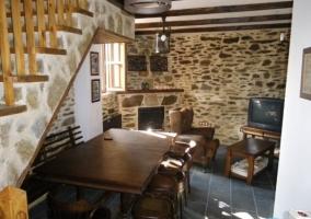Casa Rural Los Cabritos de Tomás - Puebla De Sanabria, Zamora