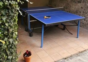 Mesa de pingp pong