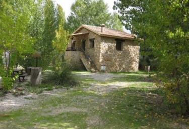 Pinares del Guadalimar - Villaverde De Guadalimar, Albacete