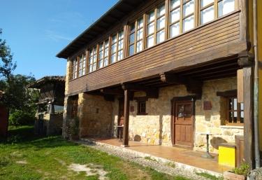 Casa del Horno - Iris de Paz - Robledo De Cereceda, Asturias