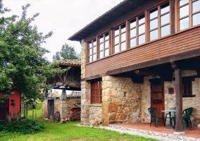 Casa del Horno - Iris de Paz