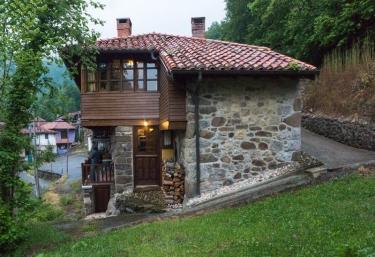 Casa La Ligüería - Iris de Paz - Ligueria, Asturias
