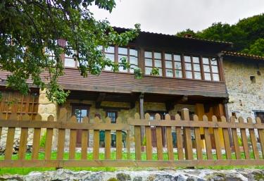 Casa de la Tenada - Iris de Paz - Robledo De Cereceda, Asturias