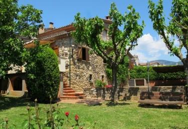 Mas l'Era - Pueblo Montagut, Girona