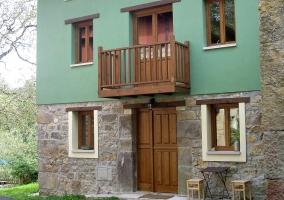 Casa Lirón- Casa Verde