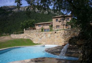 Cal Pasqual - Vilamantells, Lleida