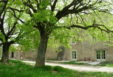 Château de la Gabelle- Gîte Bouton d'Or - Ferrassières, Drôme