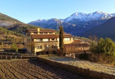 L' Era D'en Bella- El Rebost - Sant Llorenç De Morunys, Lleida